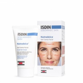 Isdin Nutradeica Gel Facial Cream 50 ml