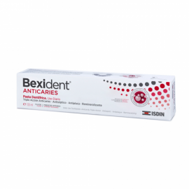 Bexident Anticaries Toothpaste Dentifrica 125ml