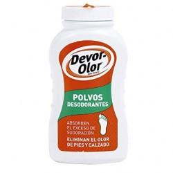 Devor Olor Polvos Desodorantes para Pies 100g
