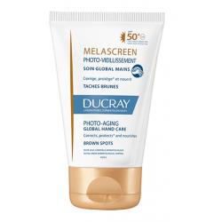 Ducray Melascreen Fotoenvejecimiento SPF50 Crema de Manos 50ml