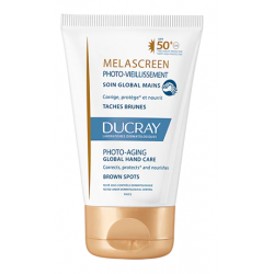 Ducray Melascreen Photoaging SPF50 Handcreme 50ml
