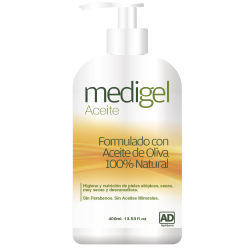 Medigel Oil Bath 400 ml