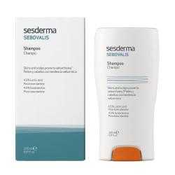Sesderma Sebovalis Treating Shampoo 200ml