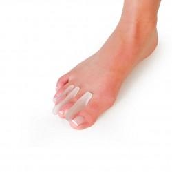 Comfort Separatore di dita ultrasottile. l. Silicone (3 pezzi)