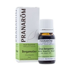 Pranarom Bergamot Essential Oil 10 ml