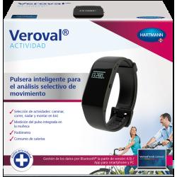 Bracelet Veroval activité Smart Metering