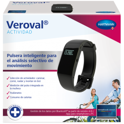 Veroval Aktivität Smart Metering Armband