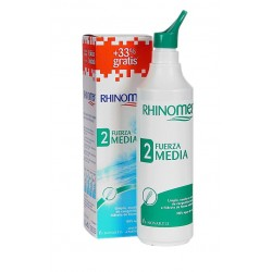 Rhinomer Force 2 135 ml - 33% Gratuit