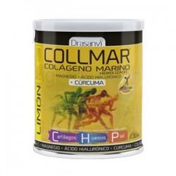 Collmar Marine Colageno + Magnesium + Hyaluronsäure + Curcuma 300g Zitronengeschmack
