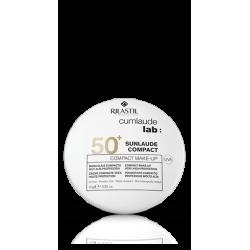 Sunlaude Makeup Compact Medium Tone SPF50+ 10g