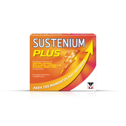 Sustenium Plus 12 Envelopes