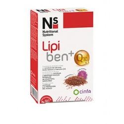 NS Lipiben + Q10 90 Comprimidos
