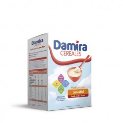 Damira Multicereales mit Honig 600 g