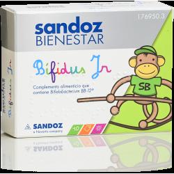 Sandoz Wellness Bifidus JR 10 Enveloppes