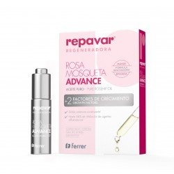 Repavar Regenerator Advance Pure Rose Oil 15 ml
