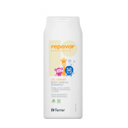 Shampooing Réparateur Shampooing Pédiatrique Gel 200 ml
