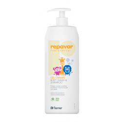 Repairing Pediatric Shampoo Gel 750 ml