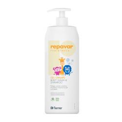 Shampooing Réparateur Shampooing Pédiatrique Gel 750 ml