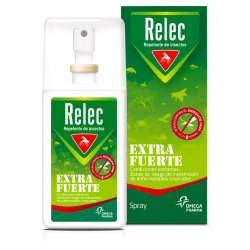 extra strong Relec Insect Repellent Spray 75 ml