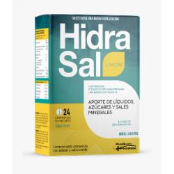 Hidrasal Limon 24 Comprimidos Efervescentes