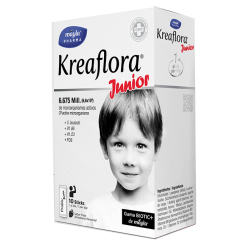 Mayla Kreaflora Junior 10 Sticks Strawberry Flavor