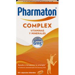 Complesso di Pharmaton 60 capsule