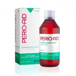 Perio Aid Clorhexidina 0.05% Colutorio 1L