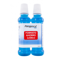 Parogencyl Encias Control Duplo Colutorio 2X500ml