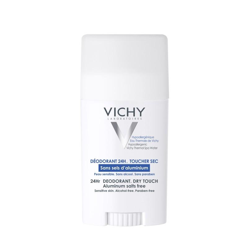 VICHY Desodorante Stick 24H Sin Sales de Aluminio 40 ml