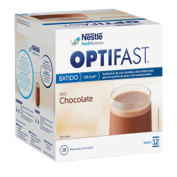 cioccolato Optifast 12 Buste