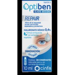 Optiben Ojos Secos Repair 10ml