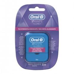 Oral-B Seda Dental 3D White Luxe Mint 35m