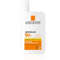 the Roche Posay Anthelios xl Ultra Light Perfume-Free Fluid 50+ 50 ml