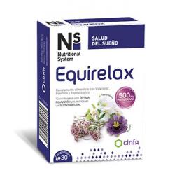 NS Valeriana Complex 15 Comprimidos