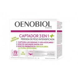 Oenobiol Catcher 3 en 1 et 60 Capsules