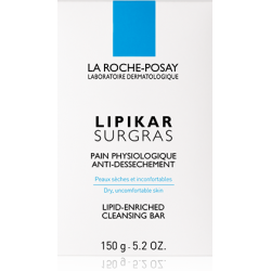 the Roche Posay Lipikar Pain Surgras Bar Cleaner 150 g