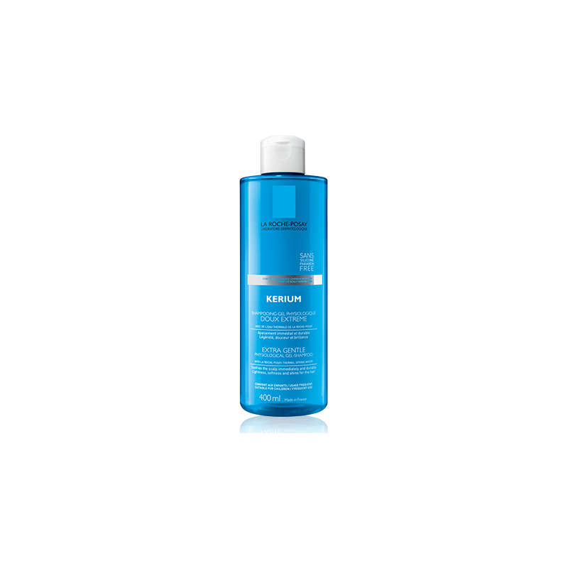 the Roche Posay Kerium Champu Frequent Use 400 ml