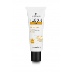 Heliocare 360º gel oil-free 50ml