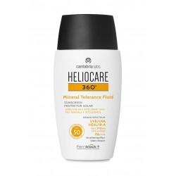 Heliocare 360 Mineral Toleranzflüssigkeit SPF50 50ml