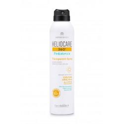 Heliocare 360 Pediatria Trasparente Spray SPF50 200 ml