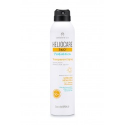 Heliocare 360 Pediatrics Transparent Spray SPF50 200 ml