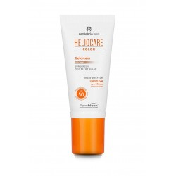 Heliocare Farbe Gelcreme SPF50 Braun 50ml