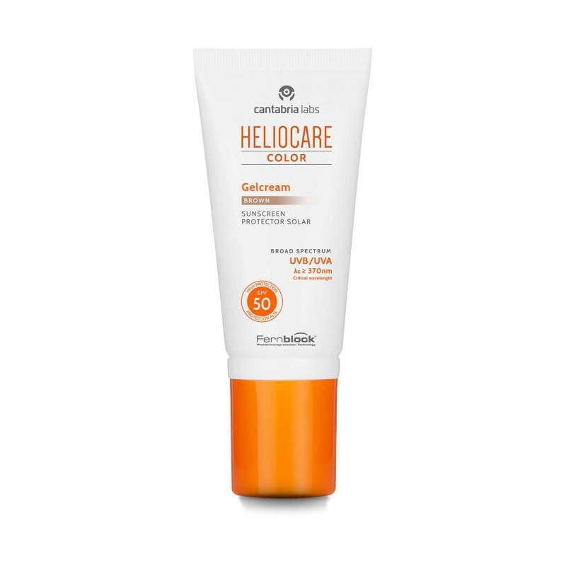 Heliocare Color Gelcream SPF50 Brown 50ml