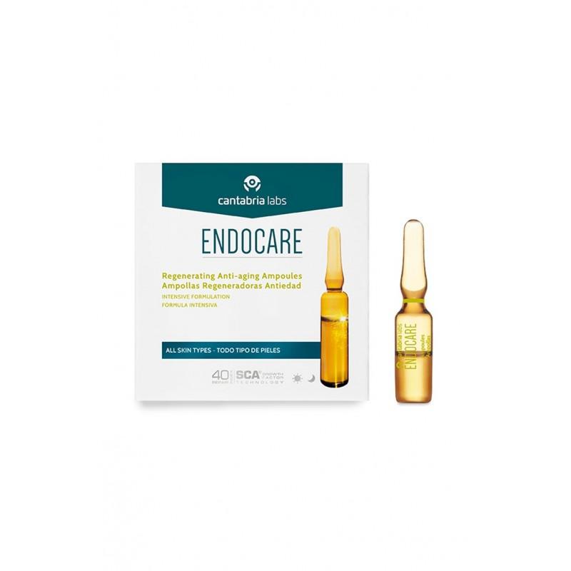 ENDOCARE AMPOLLAS FLASHREPAR 7 x 1 ml