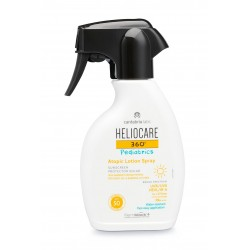 Heliocare 360 Pediatria Atopic Lotion Spray SPF50 250ml