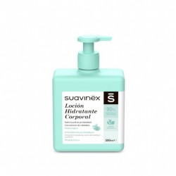 Suavinex massage de lotion hydratante 500 ml