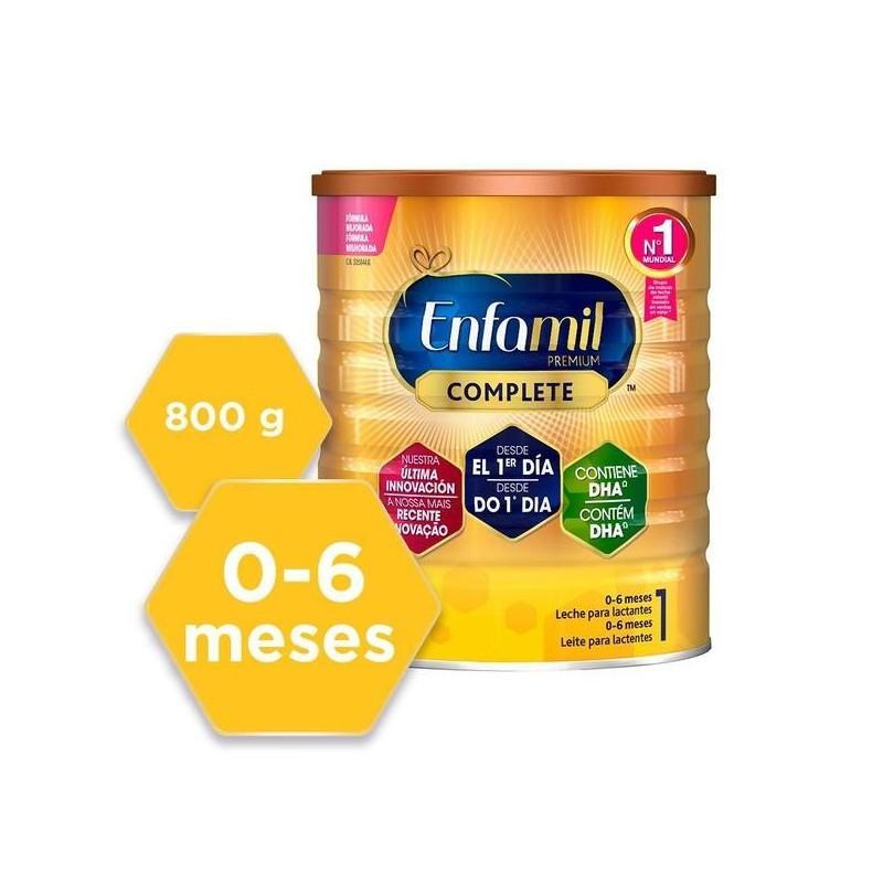 Enfamil 1 Premium 800 gr (antiguo enfalac)