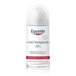 Eucerin Antisudorifique Roll-On 48h 50 ml