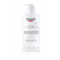 Eucerin Atopicontrol Oleogel Bath 400 ml