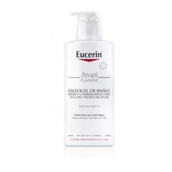 Eucerin Atopicontrol Oleogel Bagno 400 ml